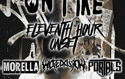Upcoming Concert Set to Rock Park