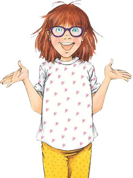 junie b jones comes to the park theater for one night only the beacon rh parkbeacon org Junie B. Jones Author PowerPoint Junie B. Jones Books