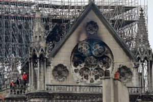 Notre Dame's Disaster