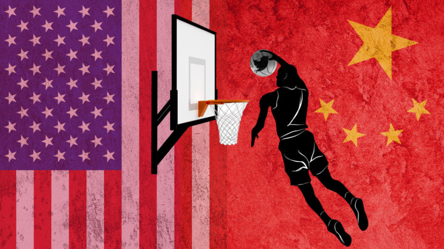 NBA+vs+China