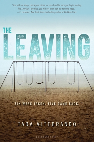Book Review: The Leaving
