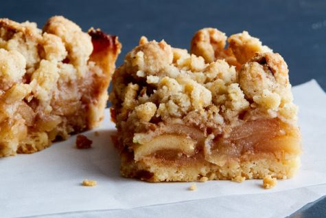 Recipe: Apple Pie Bars