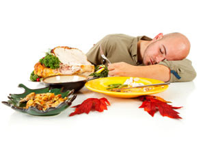 What Really Causes Your Thanksgiving Nap?