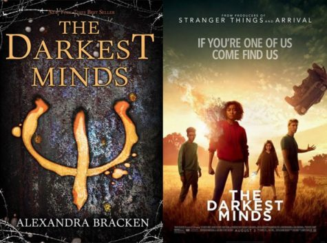 Book Review: The Darkest Minds by Alexandra Bracken