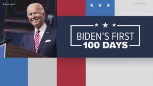 President Biden's First 100 Days