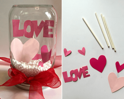 Easy Homemade Gifts for Valentine