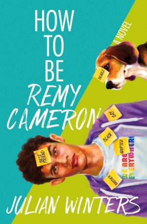 Book Review: How to be Remy Cameron by Julian Winters